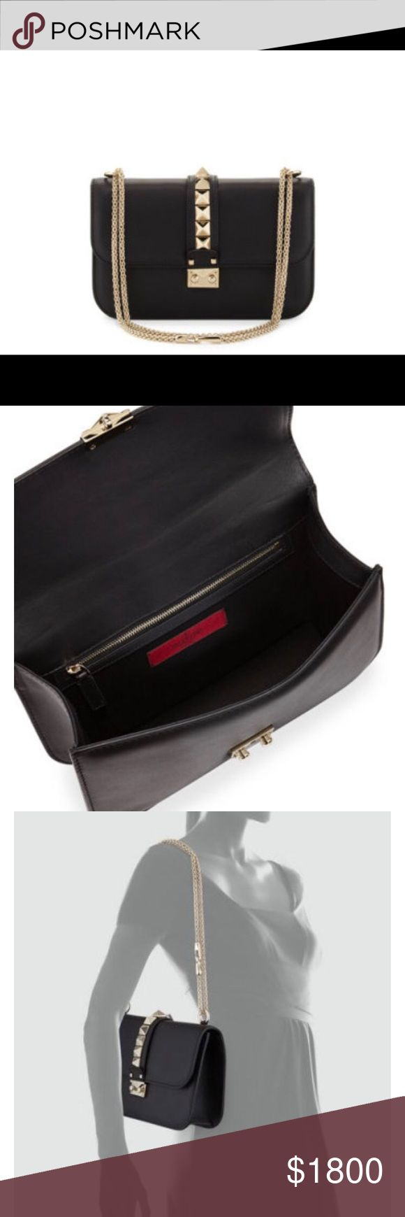 Valentino Rockstud Bag Valentine's Day sale. Bought this piece a few months ago for $2400. Valentino Bags Shoulder Bags
