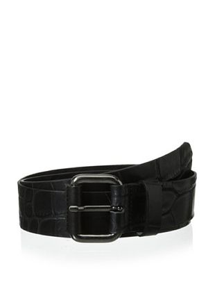 Just Cavalli Men's Logoed Belt