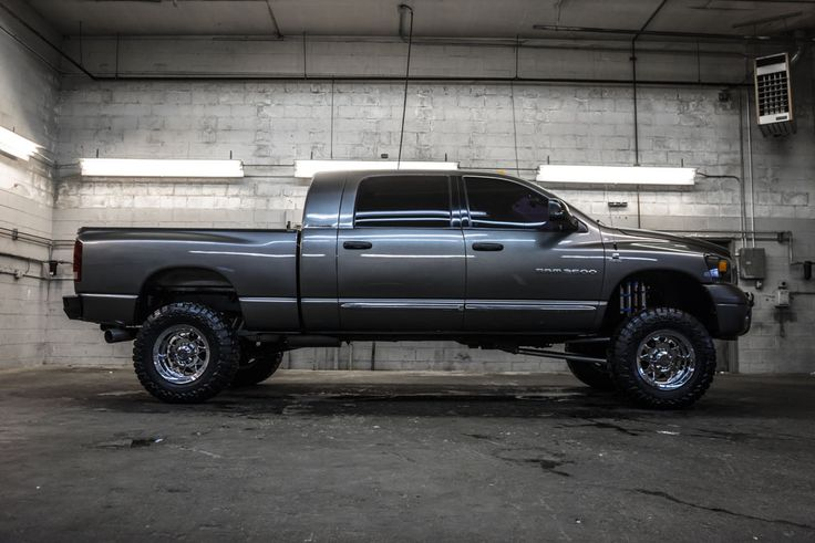 Beastly Lifted 5.9 I6 DIR CUMMINS TURBO DIESEL 2006 Dodge Ram 2500 4x4 Mega Cab Truck For Sale | Northwest Motorsport