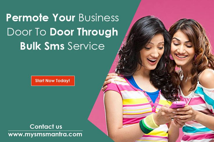 You can easily reach out millions of your target audiences, prospects and all types of customers with bulk SMS marketing. @ https://goo.gl/bwBvf