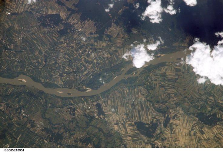 Zdjęcie numer 14 w galerii - Polska z kosmosu. Oto najlepsze zdjęcia NASA
