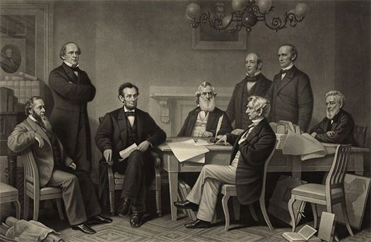 September 22, 1862:  The Emancipation Proclamation  -   partly in response to the heavy losses inflicted at the Battle of Antietam, President Abraham Lincoln issued a preliminary Emancipation Proclamation, threatening to free all the slaves in the states in rebellion if those states did not return to the Union by January 1, 1863.