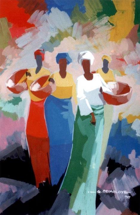 marketArtists View, Art Stuff, African American, Art Women, Art Lovers, Artists Amour, American Art, Black Art, African Women