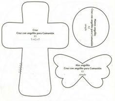 angelitos en cruzes - Google Search