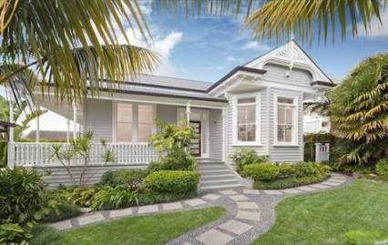 Cores da fachada da casa Pintura exterior 63+ Melhores Idéias   – House !!