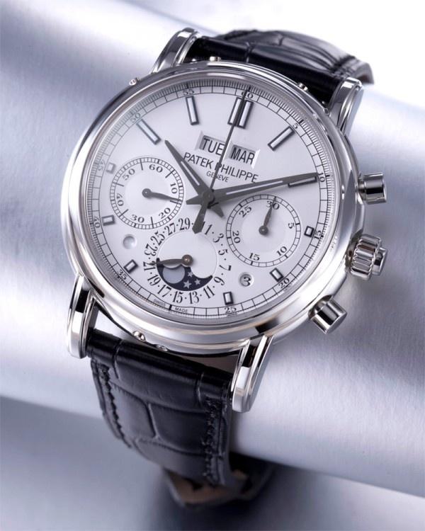 Patek Philippe 5204 Split-Seconds Chronograph with Perpetual Calendar