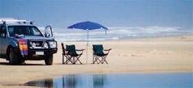 Beach 4x4ing