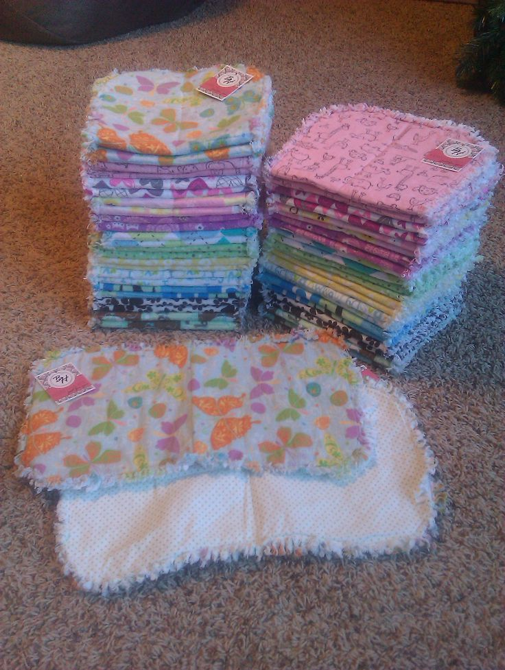 Best 25 baby burp rags ideas on pinterest diy baby bib for Sewing projects to make and sell