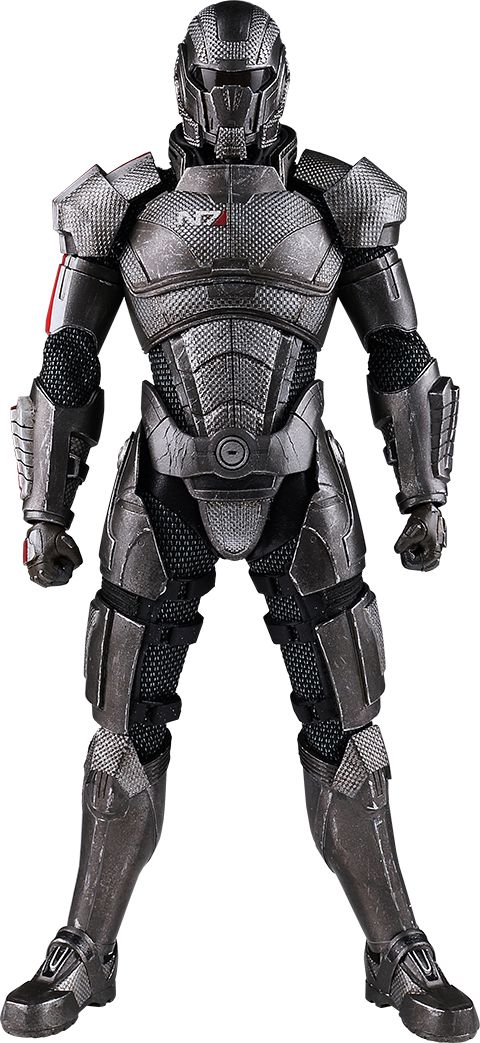 Commander Shepard Sixth Scale Figure