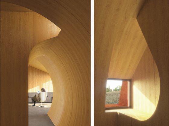 Camouflage Architecture: underground buildings