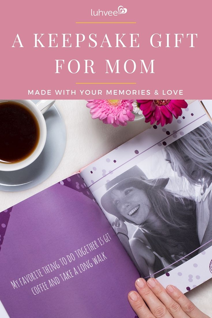 A Meaningful Gift She Will Cherish Forever Gifts For Mom From Daughter Diy Wedding