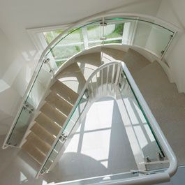 Mansion, Spiral Staircase, Curved Staircase, Home, Pole Stair, Metal  Staircase,