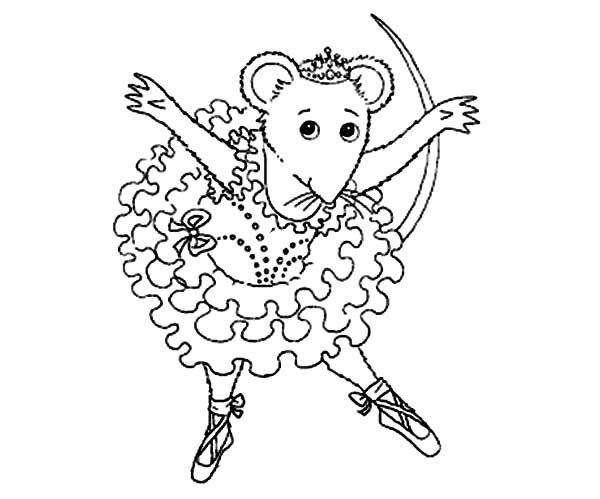 Angelina Ballerina Coloring Pages Dance Coloring Pages Ballerina Coloring Pages Fairy Coloring Pages