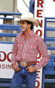lane frost is a inspiration to me. haha idk why. :) he was a cuttie!
