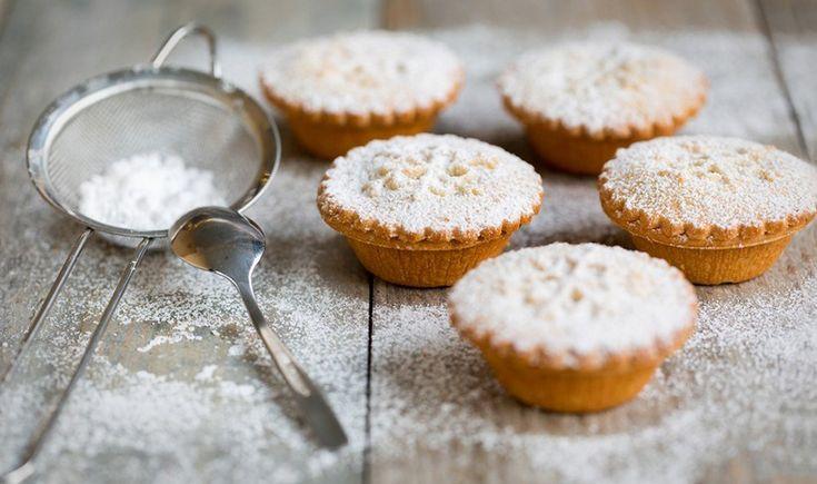 Χριστουγεννιάτικα γλυκά πιτάκια (mince pies)