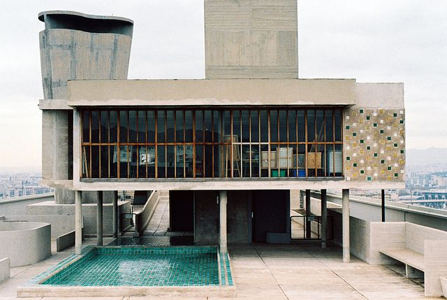Le Corbusier was a pioneer of modern day architecture. He was born in Switzerland and later became a French citizen. His buildings reside in Europe, India, and America.