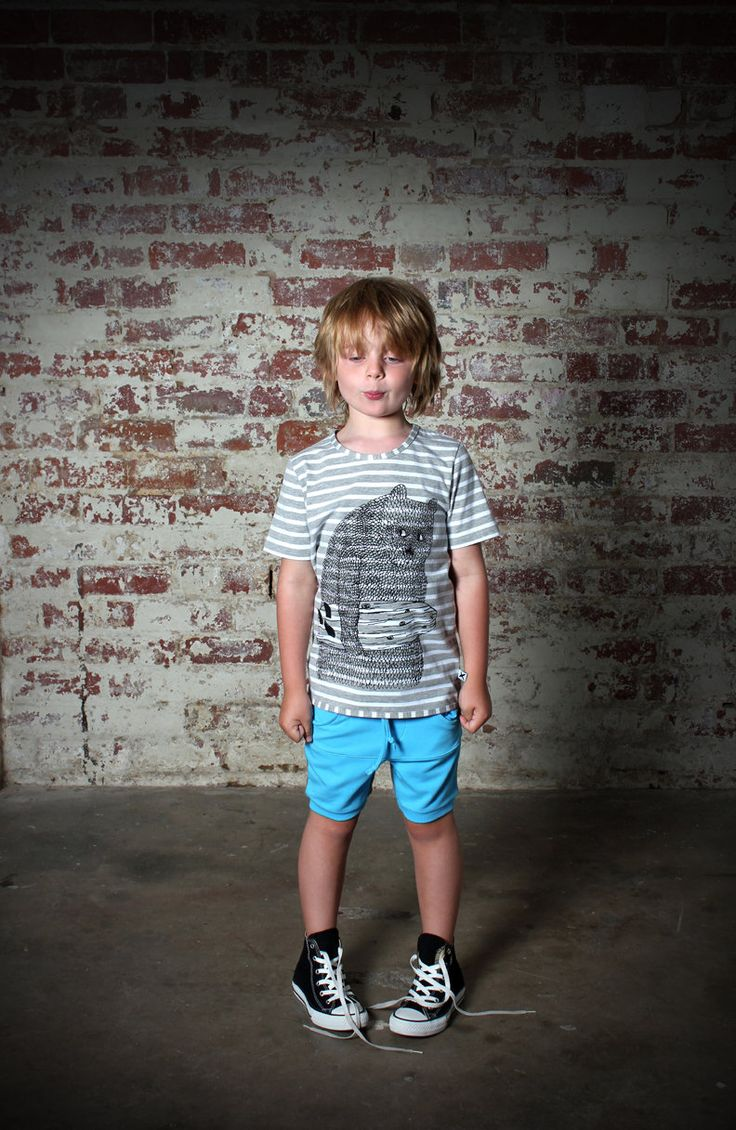Minti Surf Bear Tee http://www.rockies.co.nz/estore/style/mntm446bs14sb.aspx