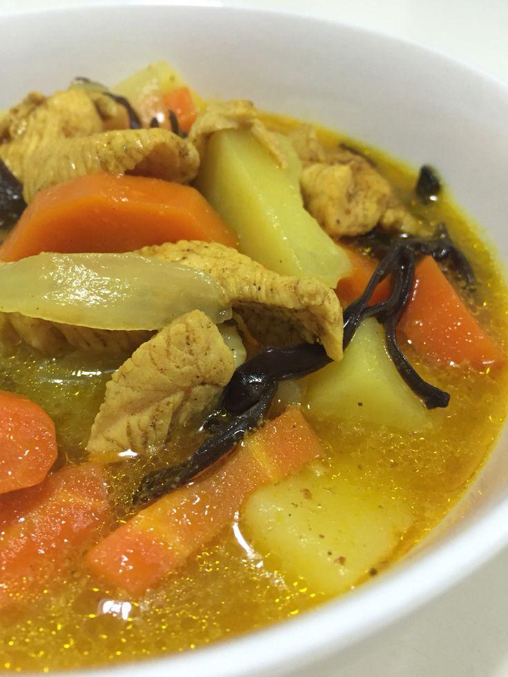 Vietnamese chicken curry <3