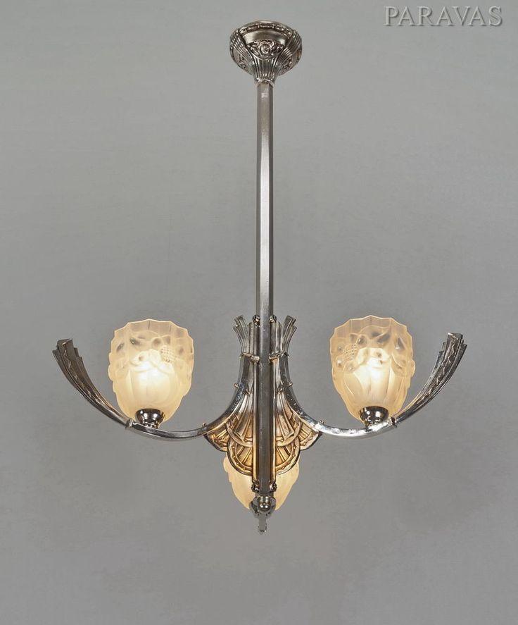 1000 images about art deco lighting on pinterest. Black Bedroom Furniture Sets. Home Design Ideas