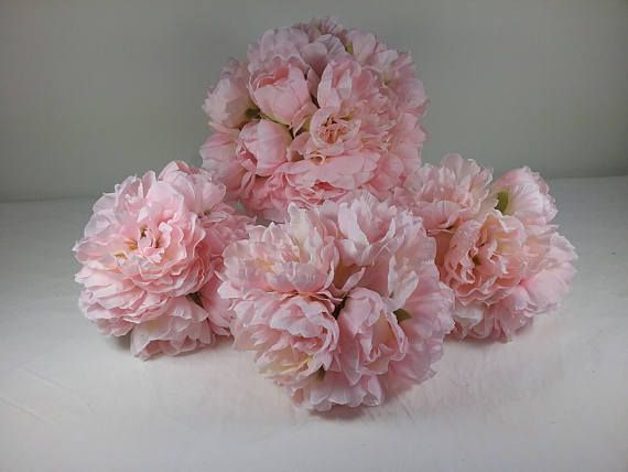 Brand New 1 Bridal & 3 Bridesmaid Blush Pink Peony Wedding Bouquet set (Quantity Silk Flowers)  All my boquets are Hand made by me.  I have been a florist for 35 years and love my job.  I have sold Bouquets and wedding arrangements to the most remote parts of Australia, especially where fresh flowers are not available, and for those who want an everlasting keepsake of their special day. My faux flowers are made of quality products.  The items listed are one offs   Postage listed is estima...