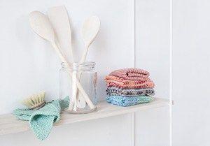DIY – Strikk en oppvaskklut