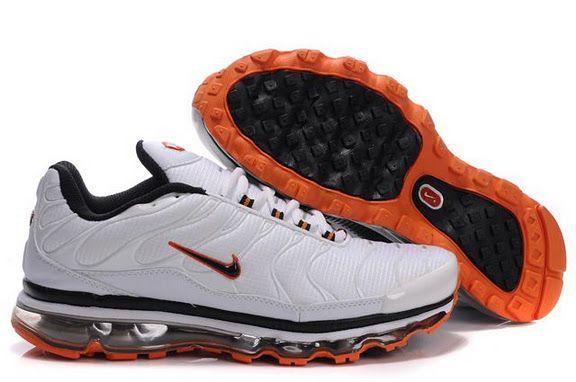 Nike Air Max Tn Mix White Red