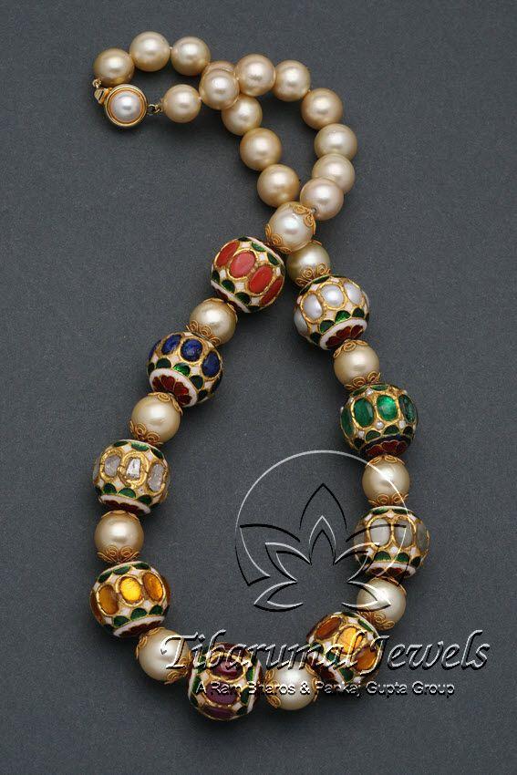 Mala Tibarumal Jewels Jewellers Of Gems Pearls