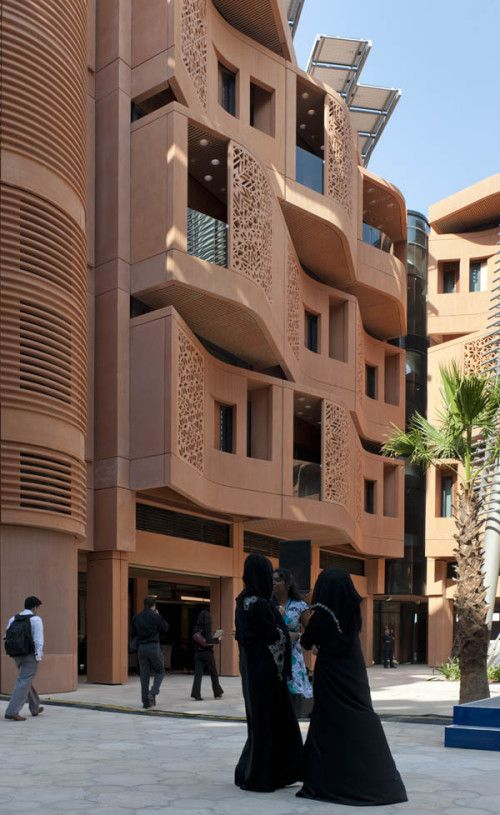 Arch2O Masdar Institute campus  Foster Partners  (3)