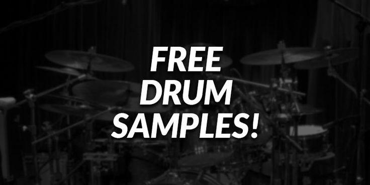 A list of the best free acoustic drum samples for Kontakt, SFZ, Drumagog, and other samplers.