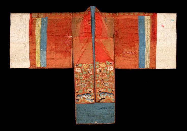 Non-Western Historical Fashion - Hwarot Late JoseonDynasty Korea Virtual...