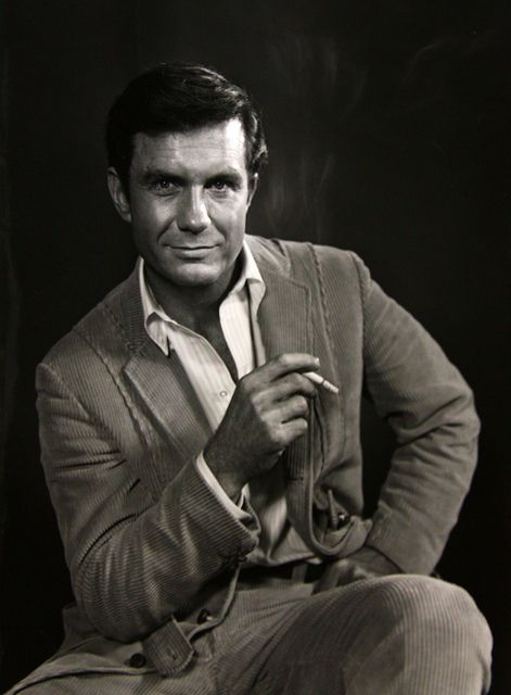 Cliff Robertson by Portrait Photography  Yousef Karsh