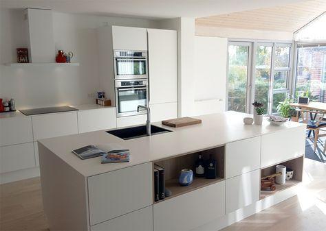 Kundenes egne kjøkken (private bilder)