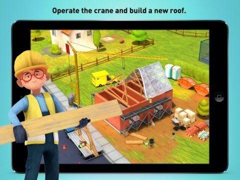 Kleuteridee » Wij bouwen een huis