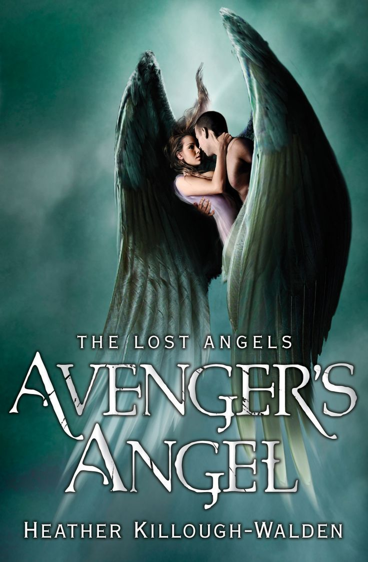 The Lost Angels series, book one: Avenger's Angel (UK cover) | Books