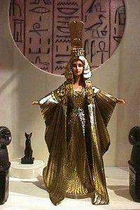 Great Gifts Barbie Cleopatra - Elizabeth Taylor as Queen of the Nile