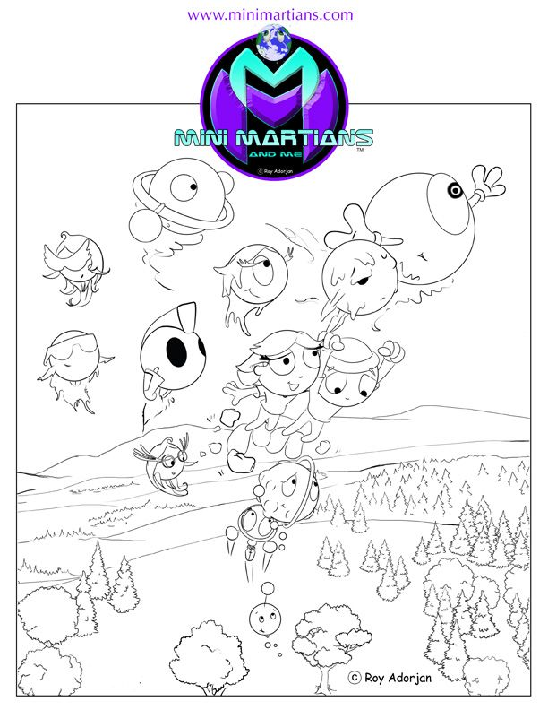 75+ best Coloring and Activity Sheets images by Mighty Kids Media on ...