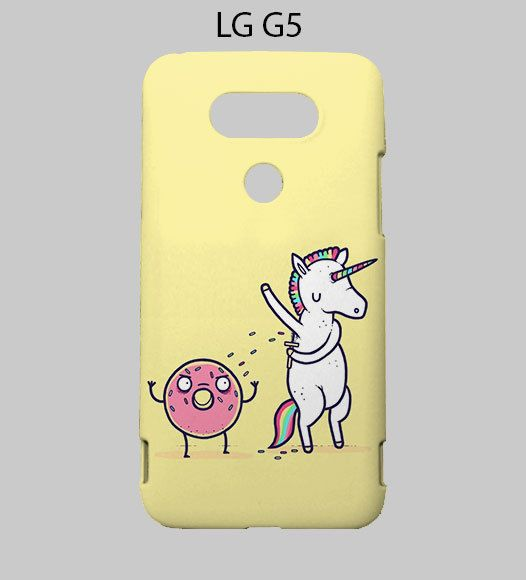 Unicorn and Donut Friends Sweet Sugar LG G5 Case Cover
