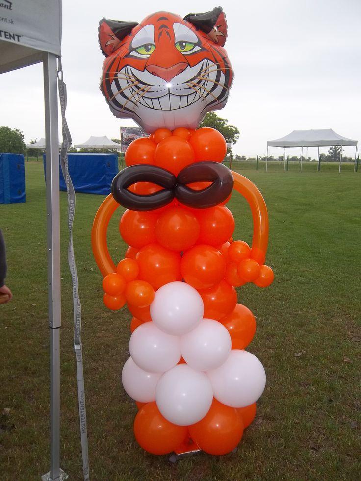 Balónový tiger