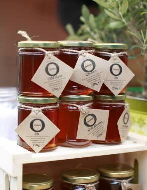 Honey jar idea