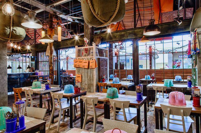 Thaikhun (Aberdeen), Restaurant or Bar in a retail space | Restaurant & Bar Design Awards