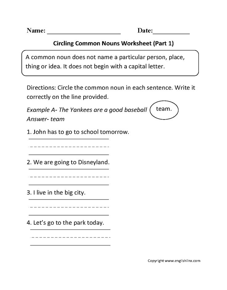Root Cause Analysis Worksheet Best  Proper Nouns Worksheet Ideas Only On Pinterest  Proper  Grade One English Worksheets with Adding Fractions With Like Denominators Worksheet Circling Common Nouns Worksheet Part  Possessive Pronouns Worksheets 3rd Grade