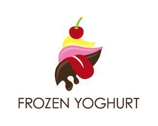 Logo Design - Frozen yoghurt