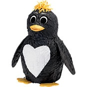 penguin pinata - could anything BE more me?! :)