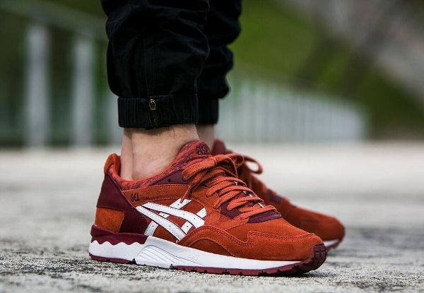 Asics Gel Lyte V Red Chili Pepper 'Pimento'