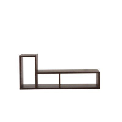 """Domino Shelving Unit Finish: Chocolate by Tema. $438.51. Color: Chocolate. Can be used as TV stand. Assembly Instruction This system gives a new meaning for """"playing"""" dominos. Call it LEGO furniture. if you will, for you can flip and flop the units to make the furniture you want. Living room, dining room, any room! It's like making your own furniture. Most people don't realize at first sight how much you can do with this simple piece of furniture. For starters, you can use it a..."""