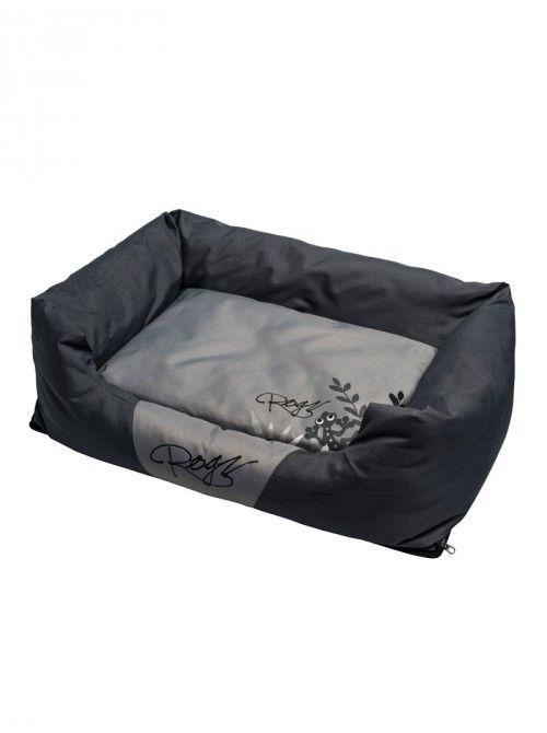 Rogz Bed - Silver Gecko Spice Pod   apetslife.co.za