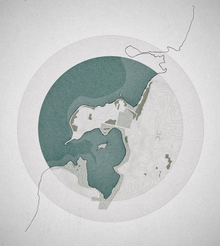 Zeichnung ARCHITEKTUR: Foto