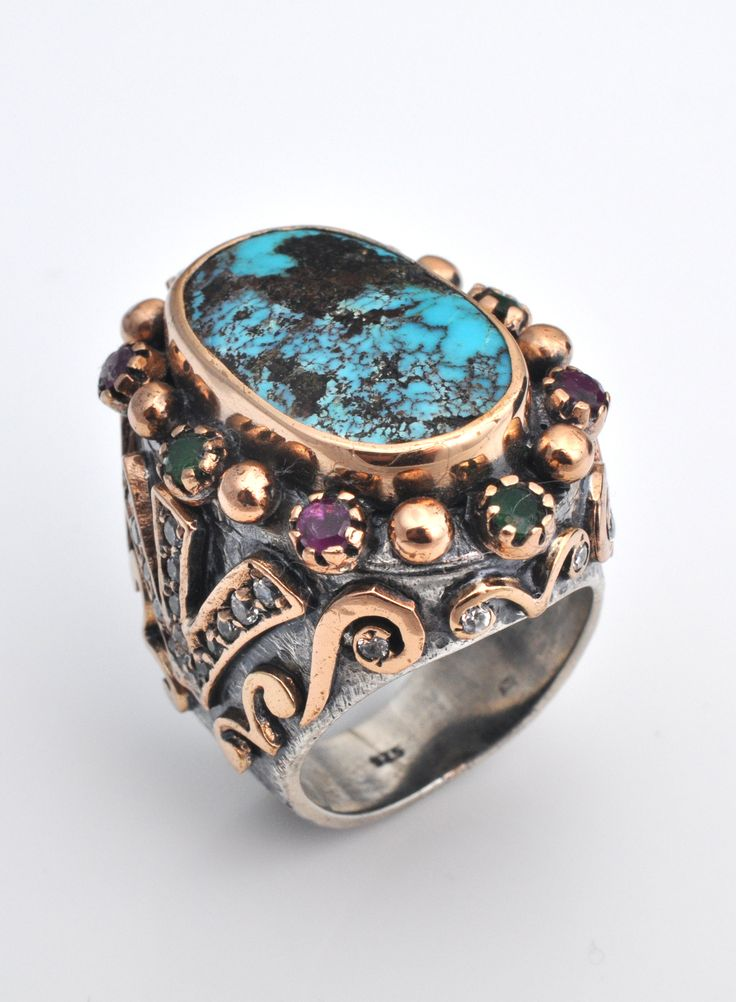 Inel Argint oriental turcoaz de arizona http://www.sultanabijoux.com/urundetay.php?urunID=23&grupID=4&inel-argint-oriental-turcoaz-de-arizona