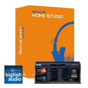 Get Free Copy of SONAR Home Studio Includes Rapture Session & Big Fish Audio Loop Collection