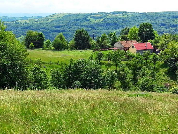 remote Stancilova - south west Romania